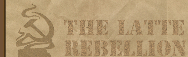 Latte Rebellion Header Image